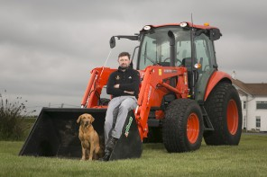 Case study and editorial photography for Kubota