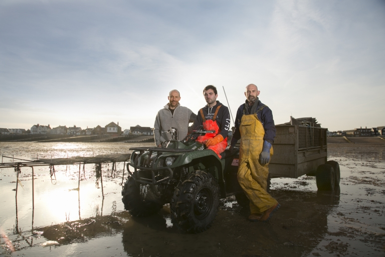Commercial photography in Whitstable